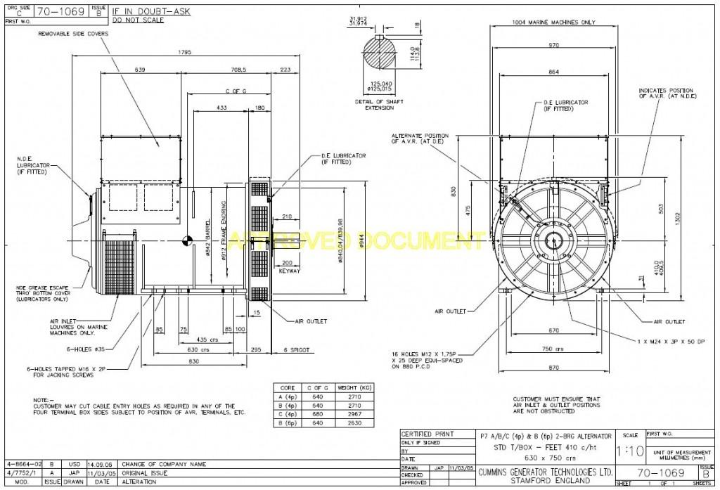 70-1069 PE734C2 2_Brg. GE Jenbacher Spec 1