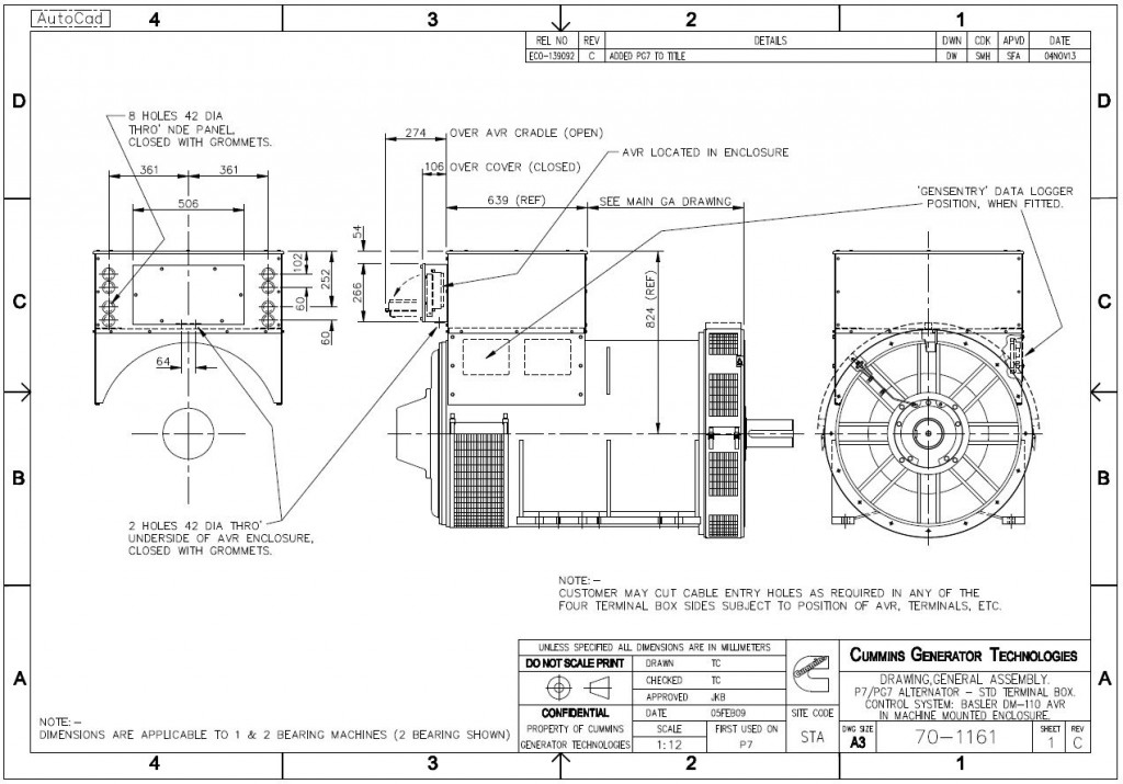 70-1161 PE734C2 2_Brg. GE Jenbacher Spec 2