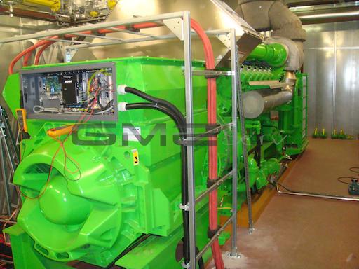 Inbetriebnahme-Generator-GME-Service-Cummins