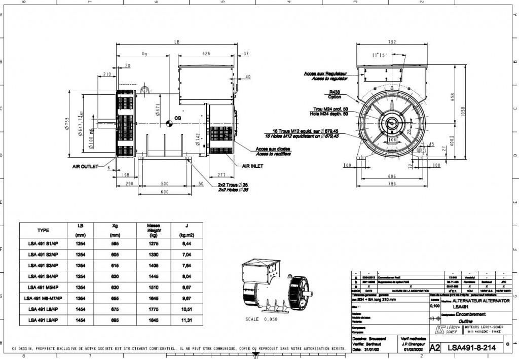 LSAC49.1L9C6S_4 GE Jenbacher Spec