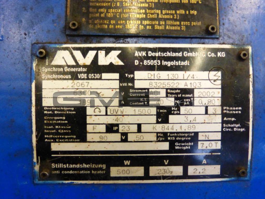 AvK-Befundbericht-GME-Generator-Werkstatt-Reparatur
