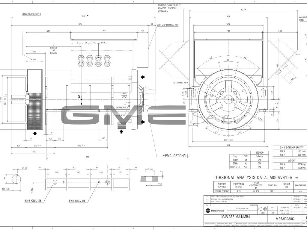 neumaschinen - gmeserv - generatoren - motoren