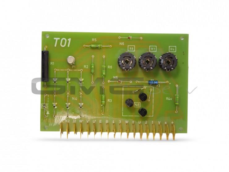 NI375101511 TO1 PRINTED CIRCUIT BOARD