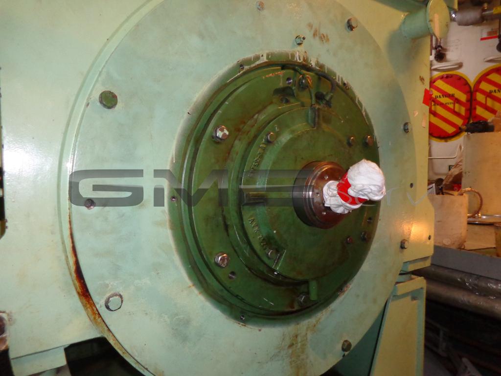 Servicebericht-Schiff-geschlossene-B-Seite-GME-Erregermotor-Servicebericht-vor-Ort